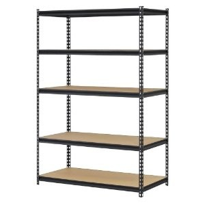 picture of Edsal Heavy Duty 48-inch Wide Shelving Unit Sale