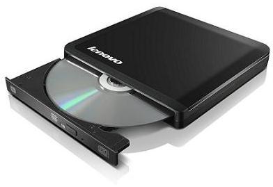 picture of 40% off Lenovo Slim DVD Burner DB65