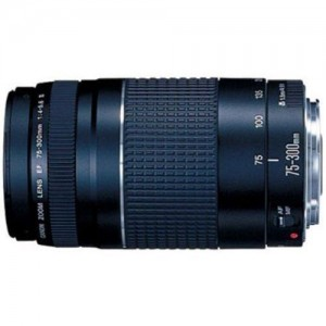 picture of Canon EF 75-300mm, 55-250mm F4-5.6 III Zoom Lens Sale