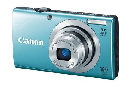 picture of Canon PowerShot A2400 16MP Refurb Digital Camera Sale