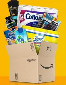 picture of Amazon 50% Off Your First Subscribe & Save Order