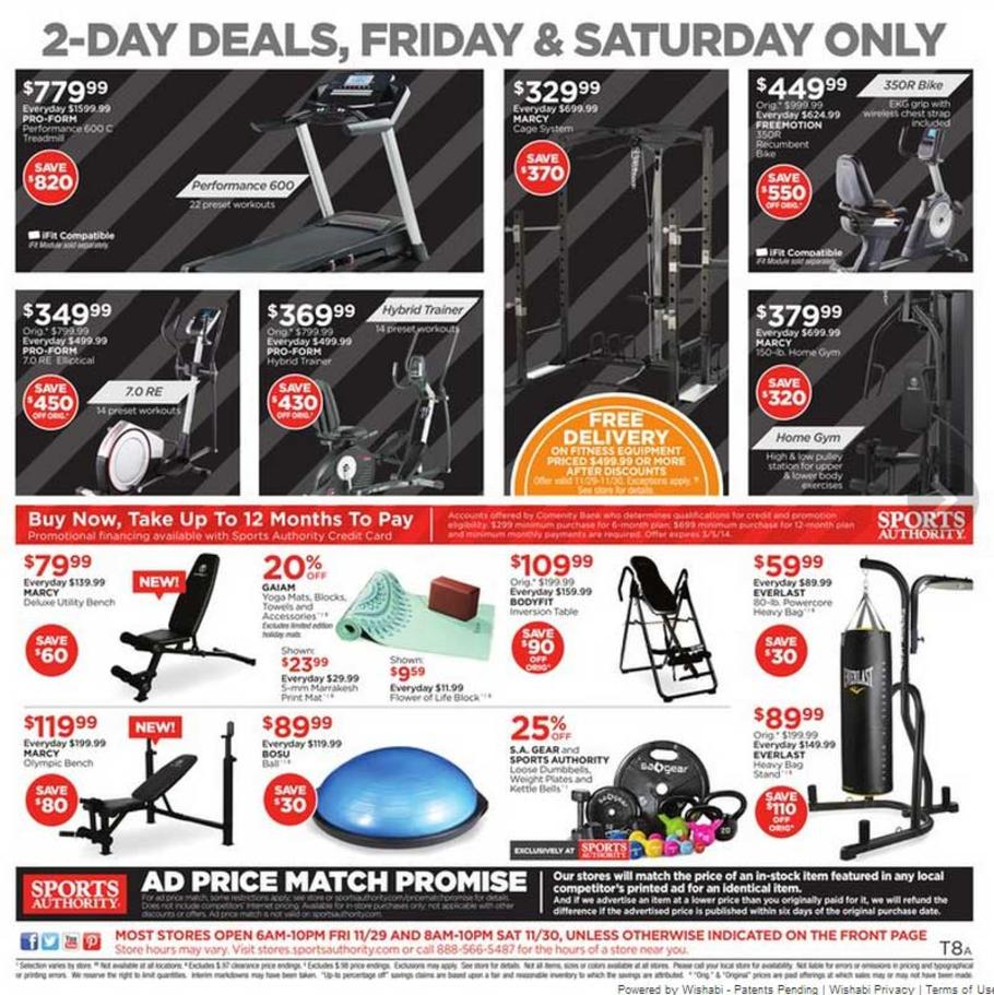 Sports authority in store coupon 2018
