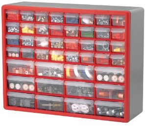 picture of Akro Mills 44-Drawer Craft Cabinet 47% Off