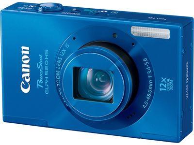 picture of Canon PowerShot ELPH 520 HS 10MP Digital Camera Sale