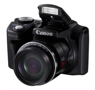 Canon PowerShot SX500 16MP Digital Camera Sale