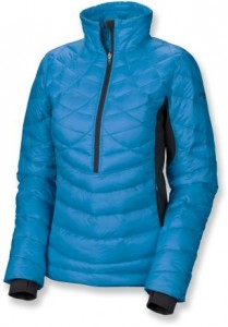 picture of Columbia Women's Reach The Peak Down Pullover Jacket 76% Off