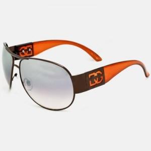 picture of DG Eyewear - Mod Aviator Sunglasses Sale