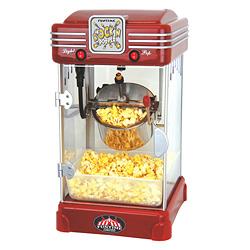 picture of Funtime Rock'n Popper Hot Oil Popcorn Machine Sale