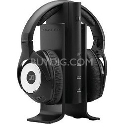picture of Sennheiser RS 170 Digital Wireless Headphone with Dynamic Bass and Surround Sound Sale