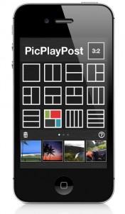picture of Free PicPlayPost iOS App
