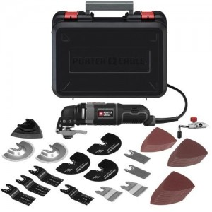 picture of Porter Cable Oscillating Multi-Tool Kit with 52 Accessories Sale