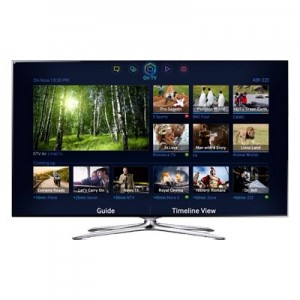 Samsung 55 LED 1080p 3d Smart TV