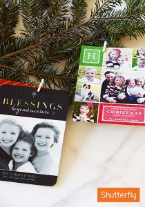 picture of Living Social Shutterfly 40 Custom Holiday Cards 51% Off