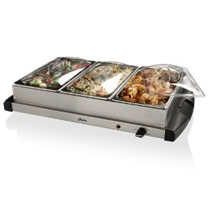 picture of Oster Stainless Steel Buffet Server Sale