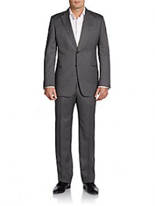 picture of Saks Off Fifth BOGO Free Men's Suiting