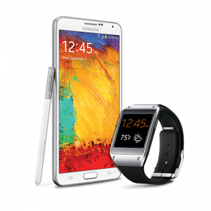 T-mobile Samsung Galaxy Note 3 and Galaxy Gear Bundle Sale
