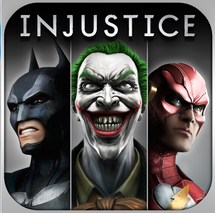 picture of Free Android Game - Injustice: Gods Among Us