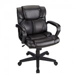 Realspace briessa mid-back chair
