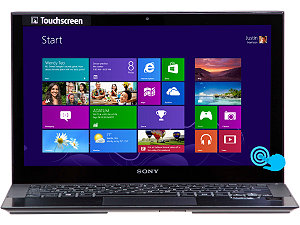 picture of Hot Sony VAIO Pro TouchScreen Windows 8 11.6