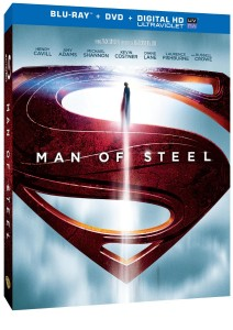 picture of Amazon Man of Steel Blu-Ray 72% Off