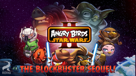 picture of Free iPhone Game App: Angry Birds Star Wars II