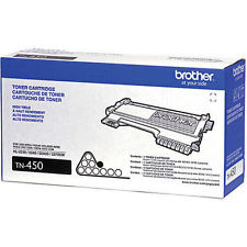 picture of Brother TN450 Genuine Toner Cartridge Sale