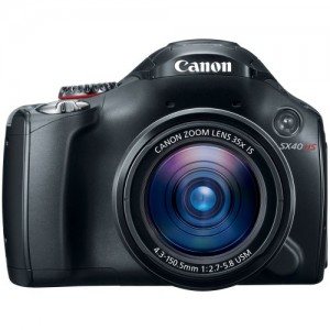 picture of Canon PowerShot SX40 HS 12.1MP 35x zoom Digital Camera Sale