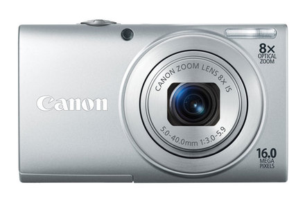 picture of Canon Refurb PowerShot A4000 IS 16.0 MP Digital Camera Sale