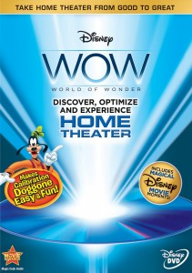 picture of Disney WOW: World of Wonder Home Theater/HDTV Calibration Bluray Sale