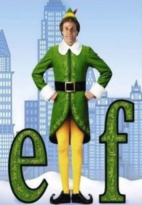 picture of Free Google Play Movie: Elf - Today Only!