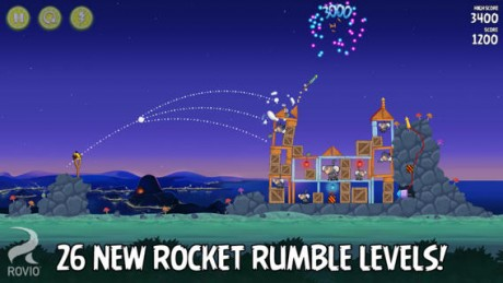 picture of Free Angry Birds Rio with 26 new levels