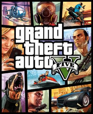 Grand Theft Auto V for Xbox 360,PS3 Sale