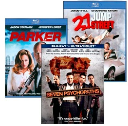 picture of Buy 1 Get 1 Free $9.99 Blu-rays