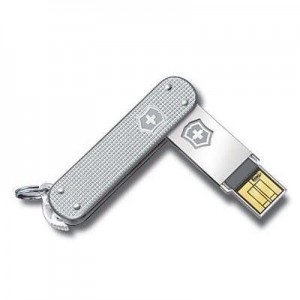picture of Victorinox Slim 2.0 USB 32GB Flash Drive Sale