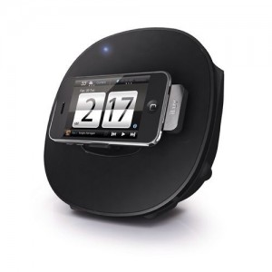 picture of iLuv iMM190 App Station Alarm Clock Stereo iPhone Dock Sale