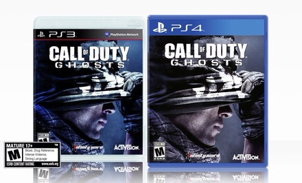 picture of Call of Duty Ghosts Xbox PS3, PS4 Sale