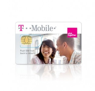 $0 99 T-Mobile Prepaid SIM Card Activation Kit