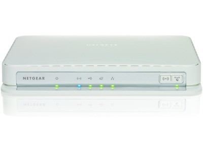 picture of NETGEAR WNDRMAC-100NAS Wireless Gigabit Open Source Router Sale