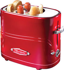 picture of Nostalgia Electrics Pop-Up Hot Dog Toaster 50% Off