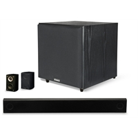 picture of Pinnacle Speakers 1000 Watt 5.1 Home Theater System Sale