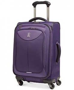 Travelpro walkabout 2 spinner carry on suitcase