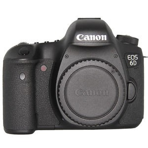 picture of Canon EOS 6D 20.2 MPixel Digital SLR Camera Body Sale