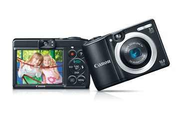 picture of Canon PowerShot A1400 16MP Digital Camera Sale