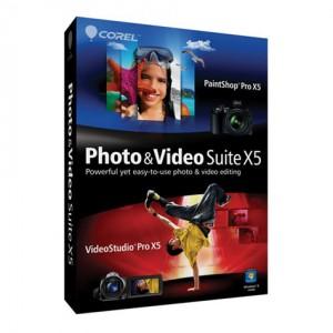 picture of Corel Photo & Video Suite X5 Sale