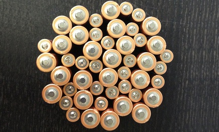 picture of 72-Pack of Sony Stamina Plus Alkaline AA or AAA Batteries Sale