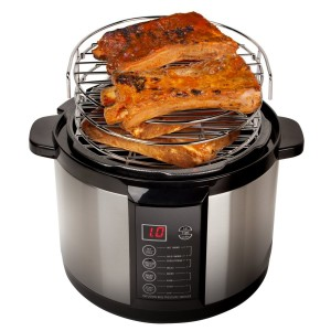 picture of Emson 5 Qt. Electric Smoker 60% Off