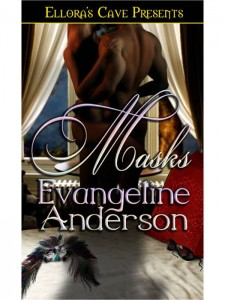picture of Free Kindle eBook: Masks by Evangeline Anderson