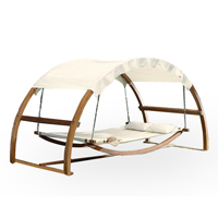 picture of Garden Oasis Arch Swing Sale