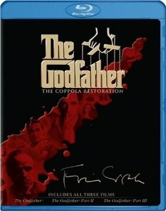 picture of The Godfather Collection Blu-ray 1-Day Sale