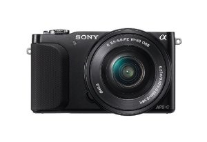 picture of Sony NEX-3NL/B Compact Interchangeable Lens Camera Sale